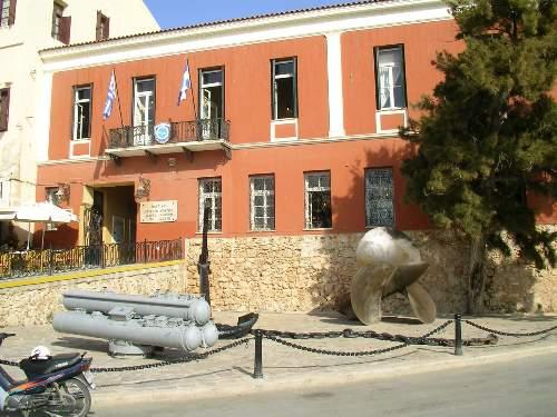 Maritime Museum of Crete - Travel at Crete